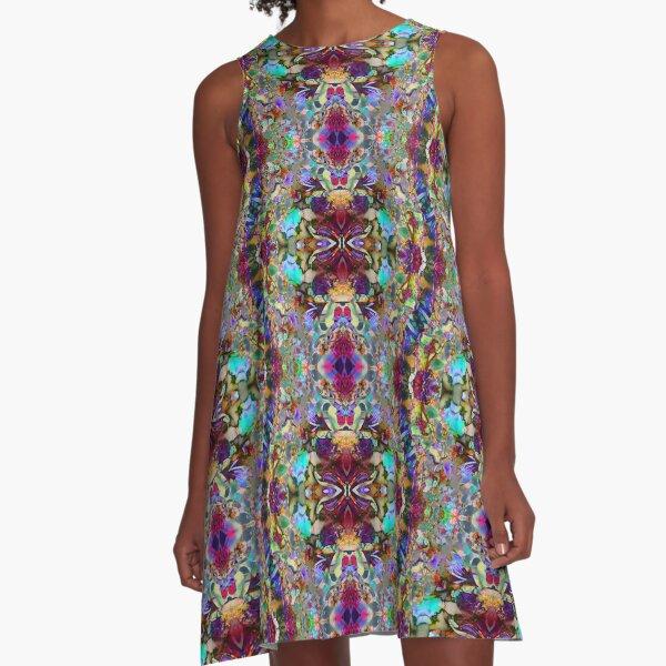 marrakech A-Line Dress