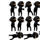 Ninja klutz by deepaHHV