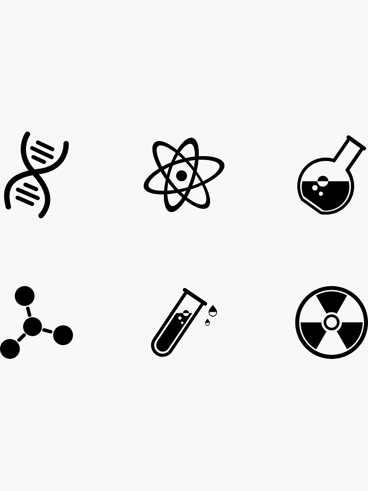 Science Vector Icons by nabla