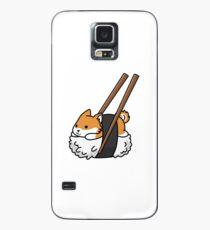 Funny Sushi Shiba Inu Case/Skin for Samsung Galaxy