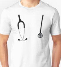 Stethoskop Slim Fit T-Shirt