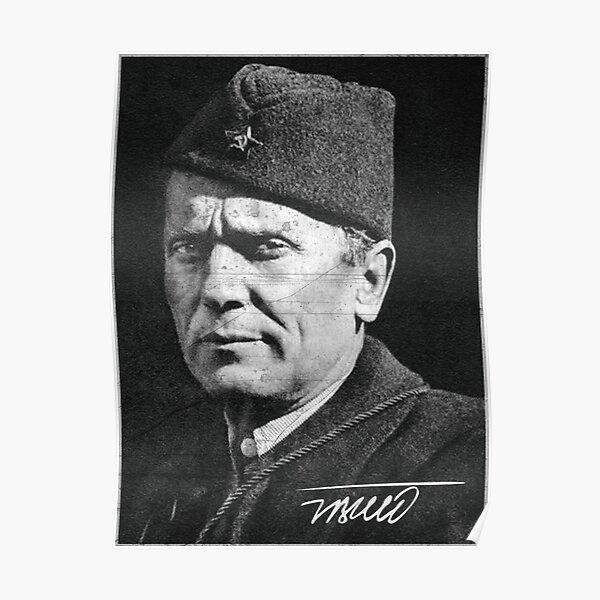 Josip Broz Tito - Marshal - Drug Poster