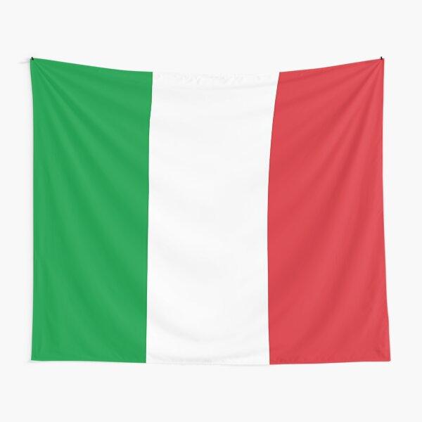 Italian Flag Tapestry