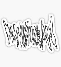 Yung Lean Logo Sticker