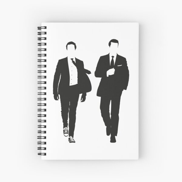 Trajes Cuaderno de espiral