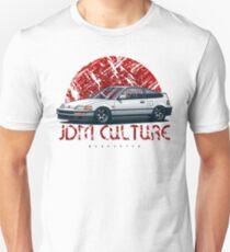 JDM Culture. CRX Unisex T-Shirt