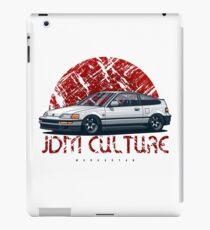 JDM Culture. CRX iPad Case/Skin
