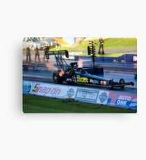Top Fuel Dragster Canvas Print