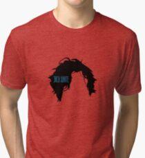 Minimalist Jack White Logo Tri-blend T-Shirt