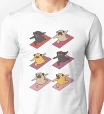 Pugs Warrior  Unisex T-Shirt