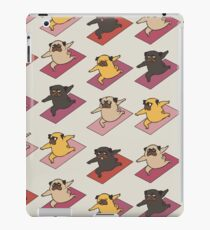 Pugs Warrior  iPad Case/Skin