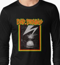 No More Minor Brains Long Sleeve T-Shirt