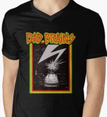 No More Minor Brains Men's V-Neck T-Shirt
