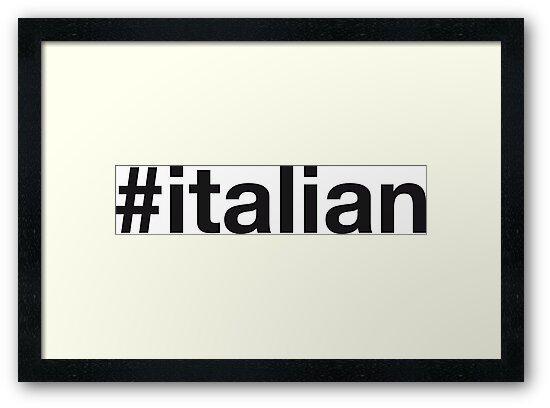 ITALIAN by eyesblau