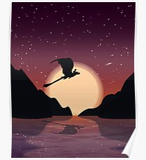 Following stars Poster