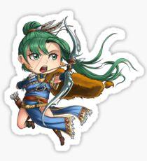 Fire Emblem Heroes - Lyn Sticker