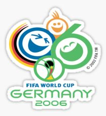 Germany World Cup 2006 Sticker