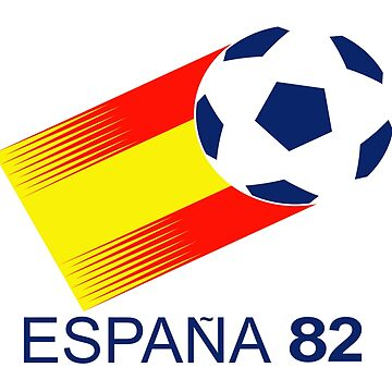 Spain World Cup 1982 by osbfutsal