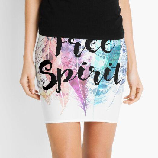 Free spirit Minifalda