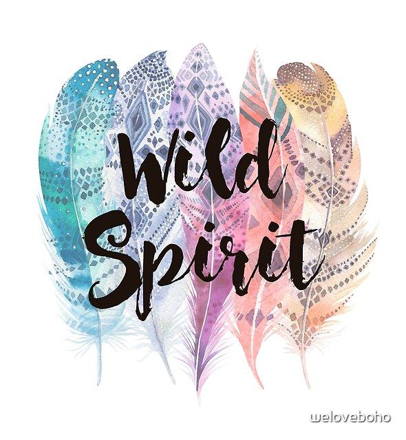 Wild spirit by weloveboho