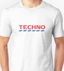 Tesco Techno Unisex T-Shirt