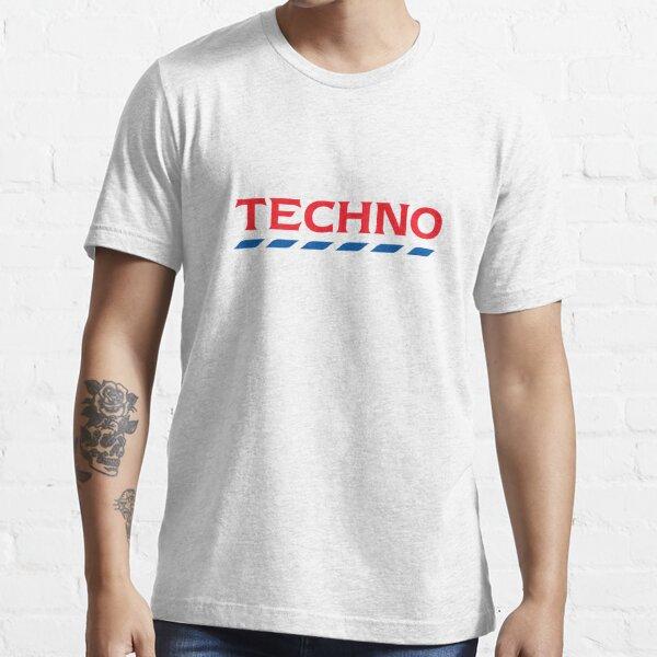 Tesco Techno T-shirt essentiel