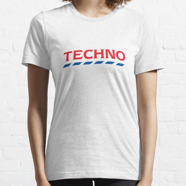 Tesco Techno Camiseta esencial