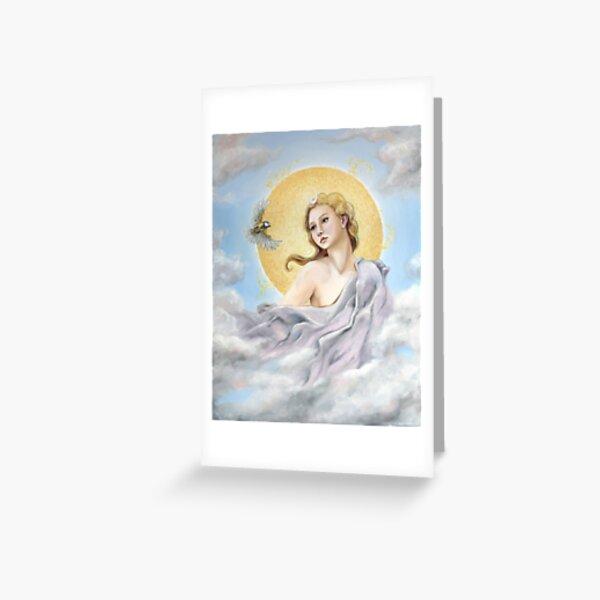 Transit of Venus Greeting Card