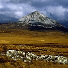 Mount Errigal, Ireland by printscapes