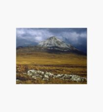 Mount Errigal, Ireland Art Board