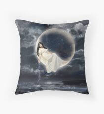 Moon Goddess Floor Pillow