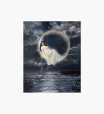 Moon Goddess Art Board