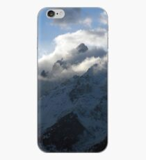 Grand Teton Clearing Storm iPhone Case