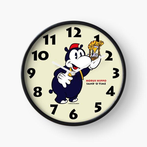 Horus Hippo - Sand 'O Time Clock