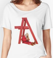 BILLIE EILISH Women's Relaxed Fit T-Shirt