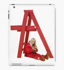 BILLIE EILISH iPad Case/Skin