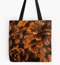 Beautiful Pine Cones Tote Bag