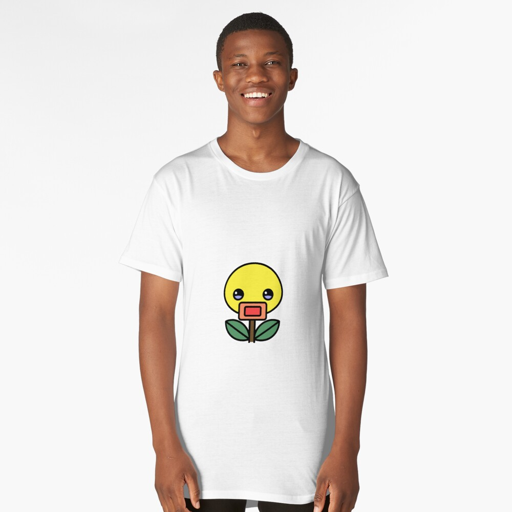 Did someone say...Bellsprout? Long T-Shirt Front