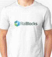 RaiBlocks XRB Slim Fit T-Shirt