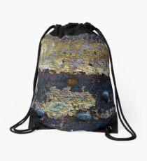 Corrosive Rust and Peel, 2015.10.07 Drawstring Bag