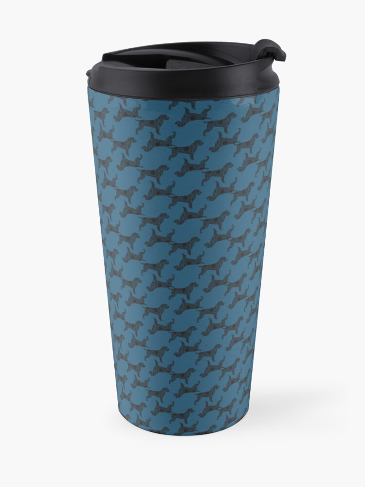 Alternate view of BLUE GRIFF Travel Mug