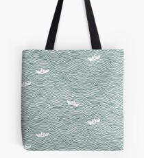Little Paperboats Tote Bag