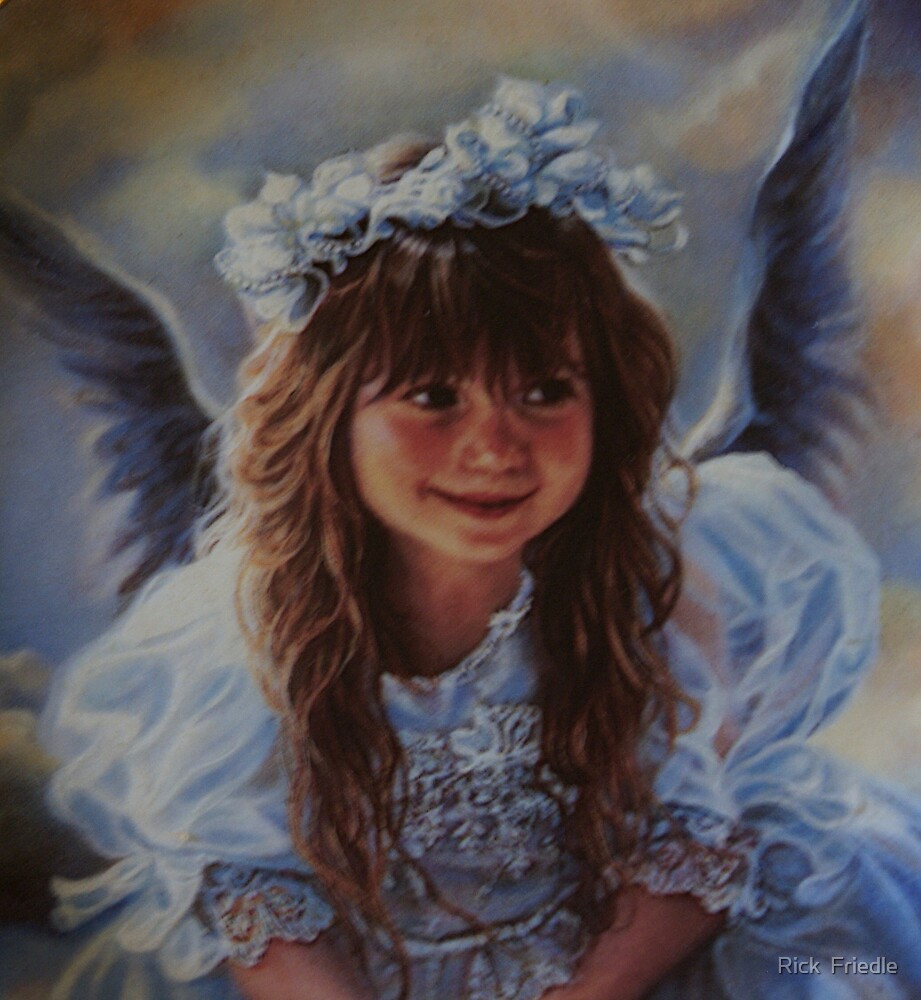Little Angel 2 by Rick  Friedle