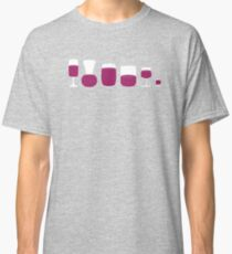 Cougar Town - Wine Glasses Classic T-Shirt