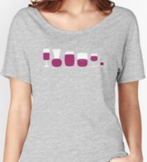 Cougar Town - Wine Glasses Women's Relaxed Fit T-Shirt
