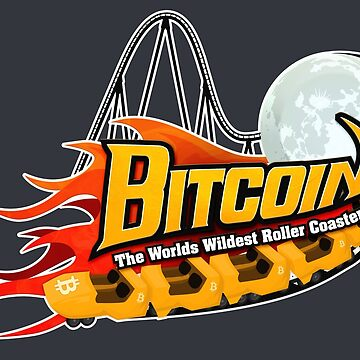 Bitcoin the Roller Coaster!  by Mehdals