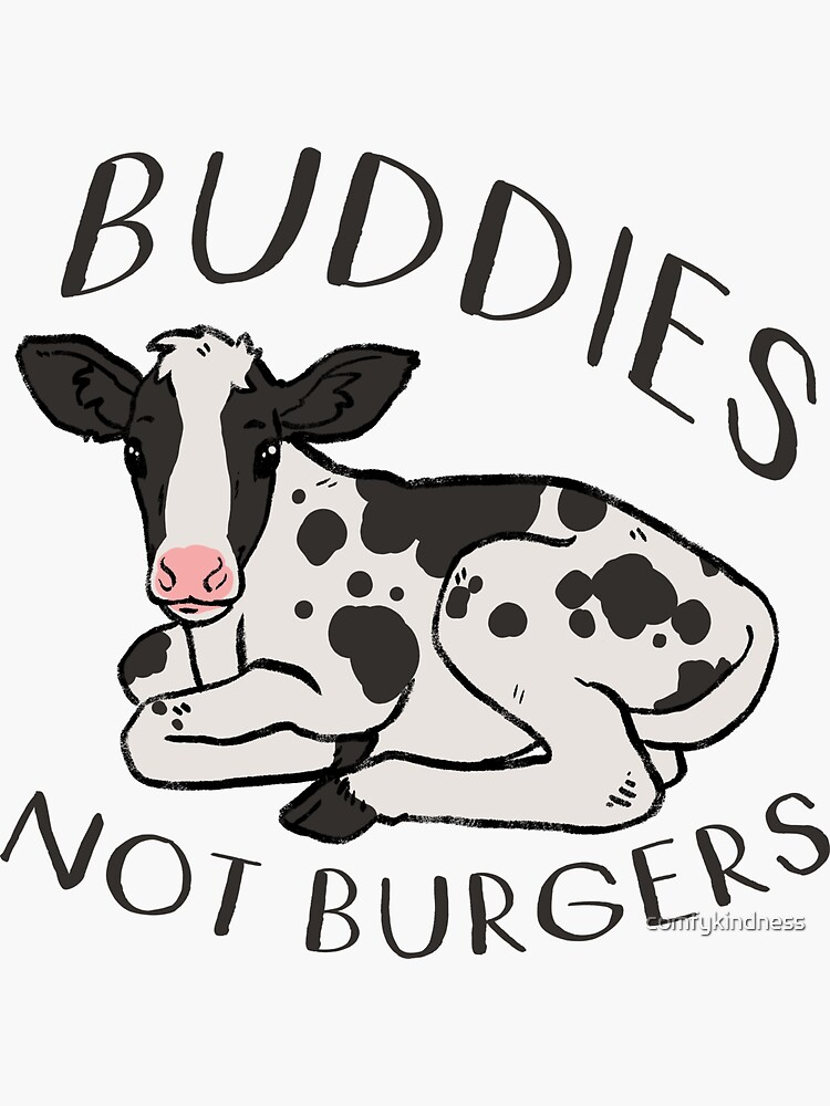 Buddies NOT BURGERS! by comfykindness
