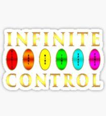 Infinite Control Sticker