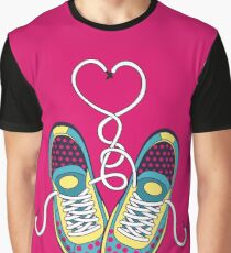 Shoe Love Graphic T-Shirt