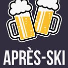Après-Ski (Beer / Winter Sports / Party / 2C) by MrFaulbaum